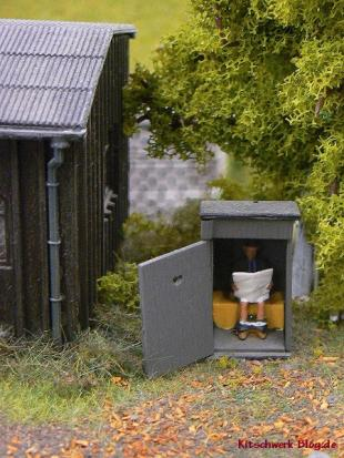 Miniatur Wunderland Open Air WC