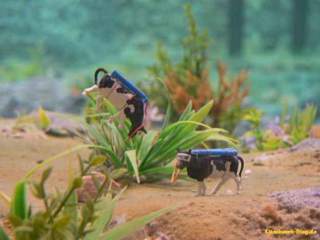 Miniatur Wunderland Kühe