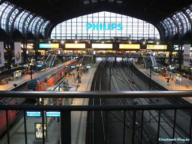 Miniatur Wunderland Bahnhof Hamburg