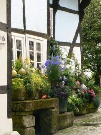 Tecklenburg, Töpferei Schulte-Uebbing 1