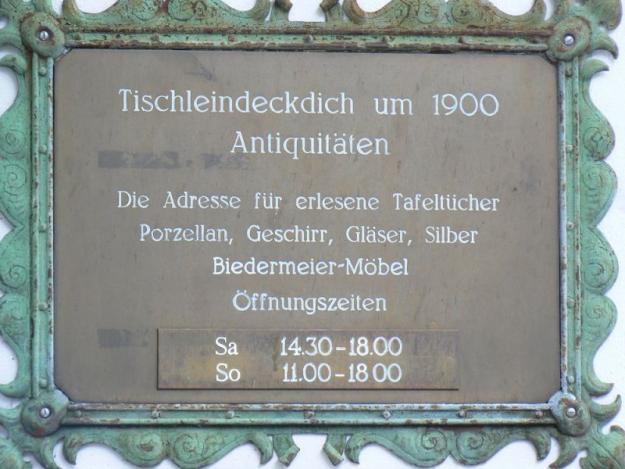 Tecklenburg, Tischlein deck dich 2