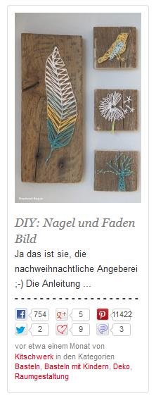 Diy Nachweihnachtliche Angeberei 20142 Kitschwerk Blogde