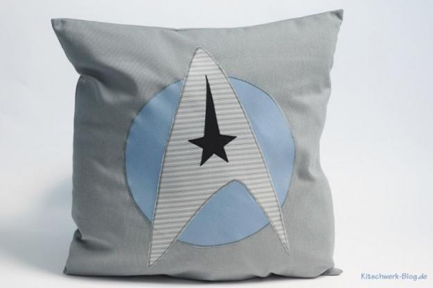 Star Trek Kissen 1
