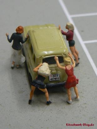 Miniatur Wunderland Autopanne