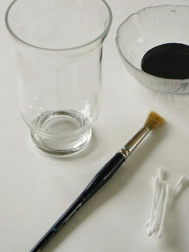 diy 50 er jahre vase kitschwerk. Black Bedroom Furniture Sets. Home Design Ideas
