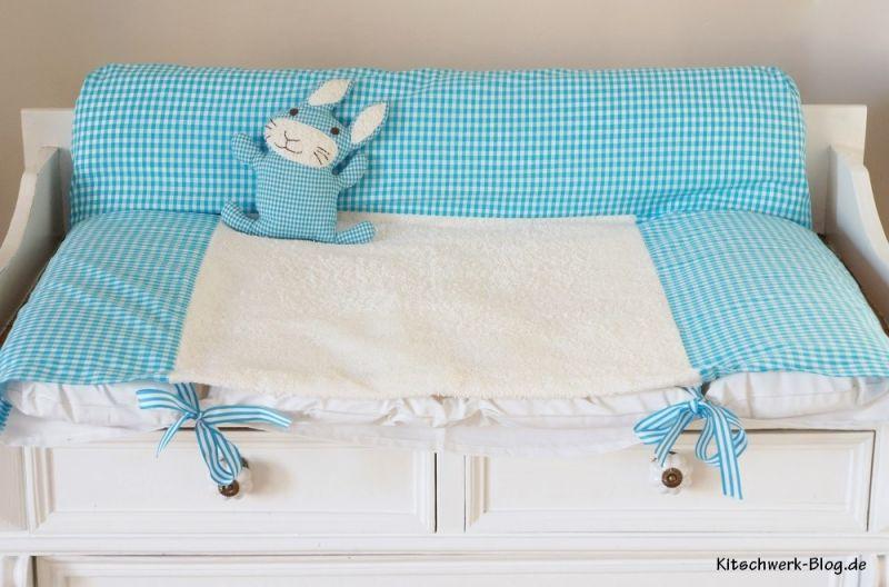 diy wickelunterlage kitschwerk. Black Bedroom Furniture Sets. Home Design Ideas